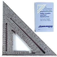 Ferramenta Swanson EU202 Esquadro Metric Speed de 25 cm