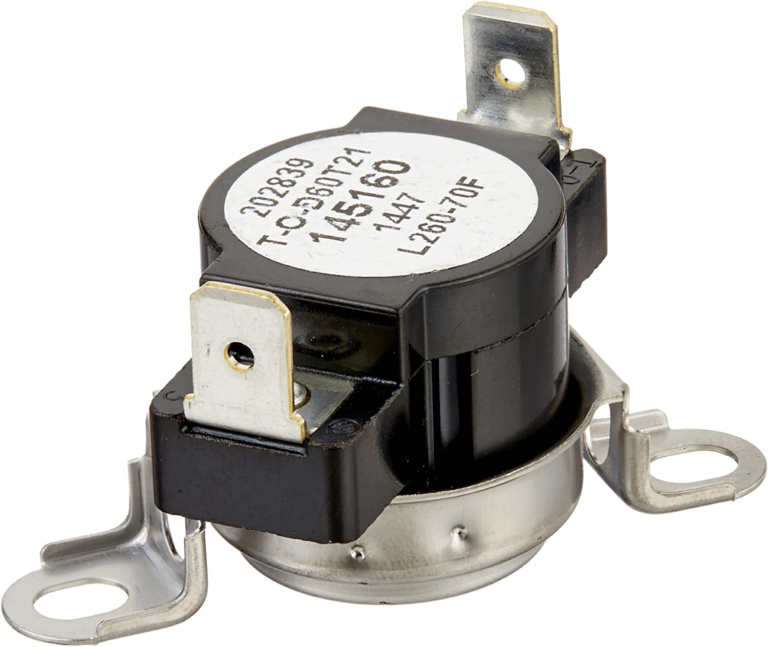 GE WE4X757 High Limit Thermostat