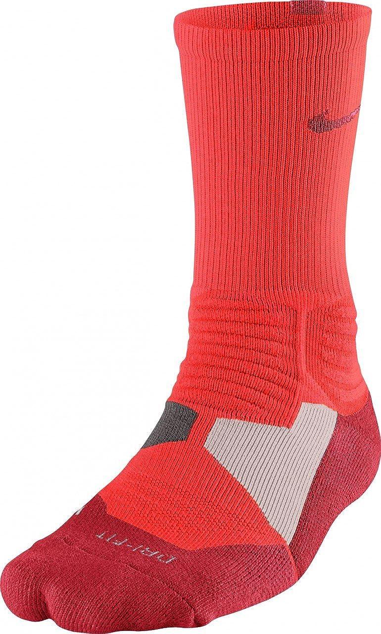 Tutor De confianza detalles  Amazon.com : Nike Hyper Elite Cushioned Basketball Crew Socks (X-Large) :  Clothing