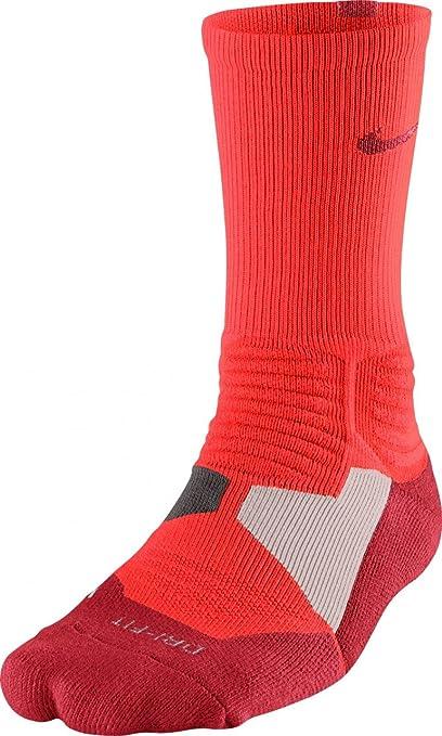 Nike Crew Socks Hyperelite Basketball Calcetines, Unisex, Extra-Large