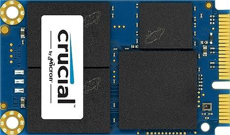 Crucial MX200 - Disco Duro sólido (500 GB, mSATA, 555 MB/s, CE ...