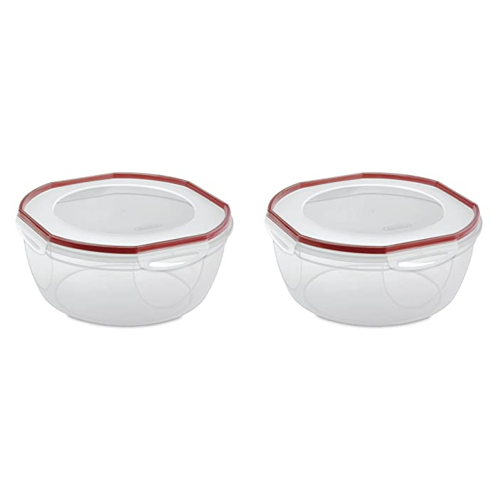 Top 10 Sterilite Food Containers With Lids