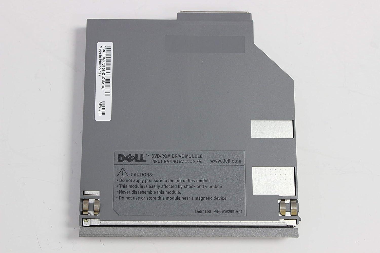 Dell DVD-ROM Drive Gray 7P750 Latitude D520 D600 D530 D500 D620