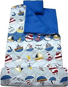SoHo Kids Sleeping Bag 50 Degree, at The Sea