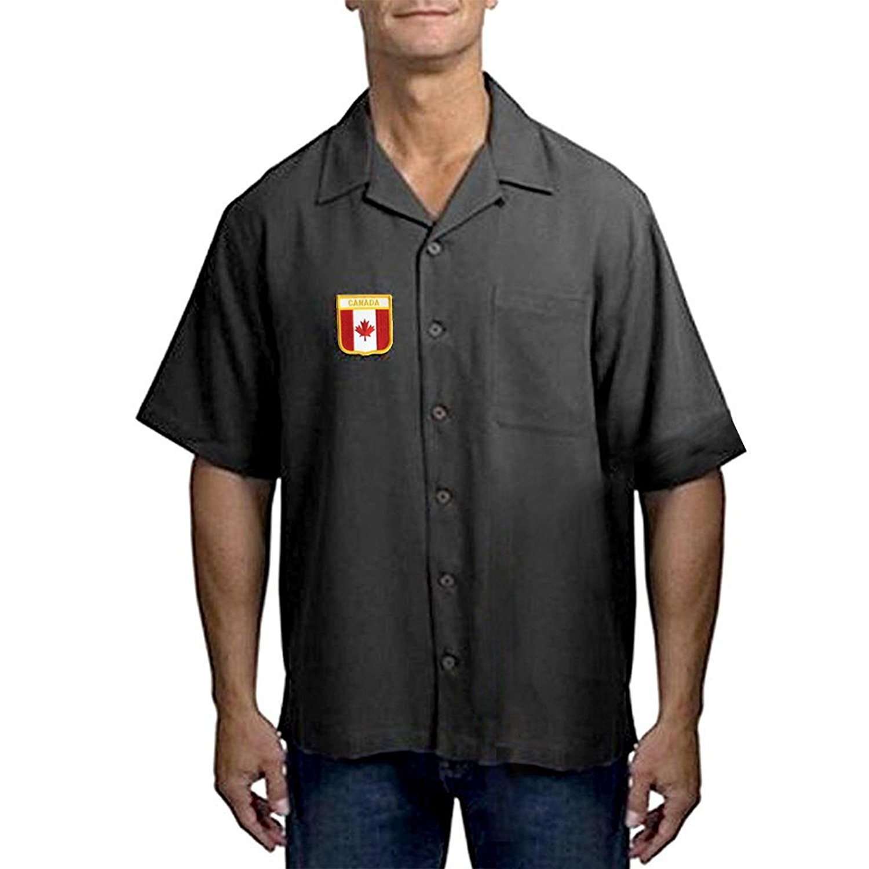 Express Design Group Canada Camp Shirt