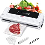 Food Saver Vacuum Sealer Machine For Food, Vaccume Sealer Machine With Vaccume Sealer Machine Kits, Protect food From…
