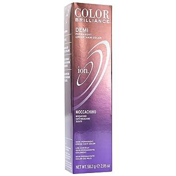 Amazon Moccachino Demi Permanent Creme Hair Color Beauty