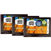 Jabon Exfoliante Corporal de Corteza de Neem- Artesanal Vegano Natural Tea TREE Aceite Oliva- Sin Parabenos Petrolatos…