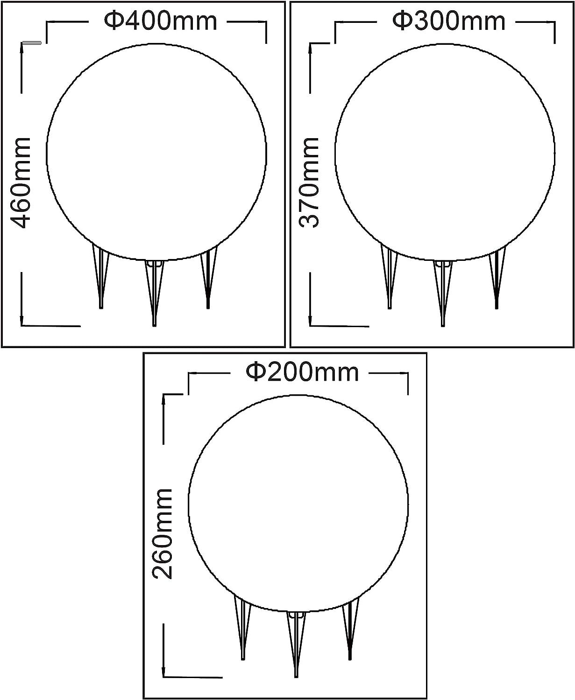 Trango 4-fach IP44 Steckdose in Granitsteinoptik TGSTD4 Au/ßen Steckdosen in Steinoptik f/ür Ihren Garten I mehrfach Steckdose f/ür Au/ßen inkl 4,75 bis 5.0 Meter Zuleitungskabel ca