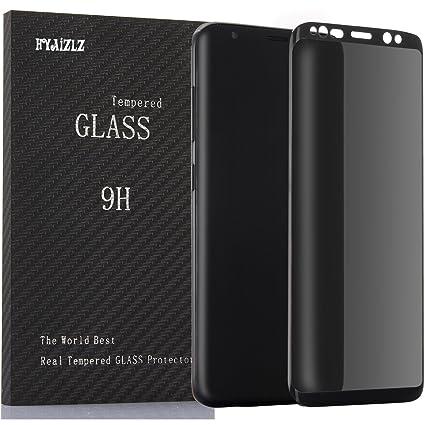 com galaxy s8 plus privacy screen protector hyaizlz tm 9h