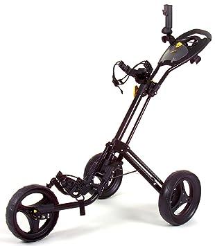 PowaKaddy Twinline 4 Golf Trolley Black