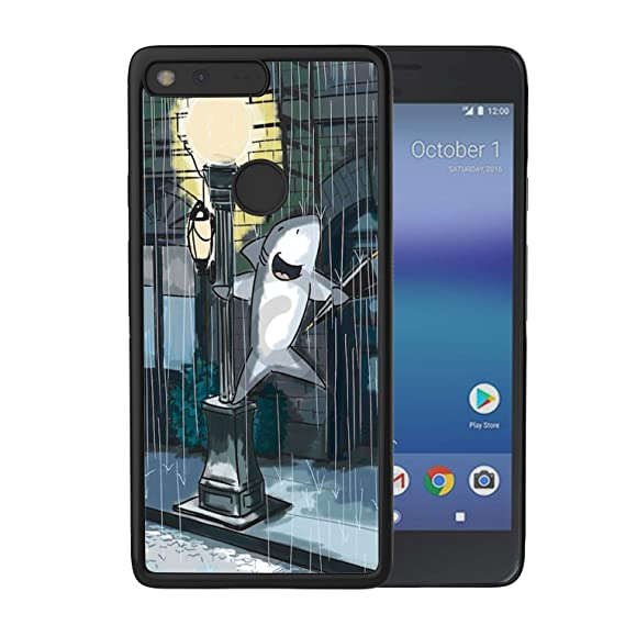 Amazon com: Shark Singer Google Pixel XL Case Creative