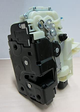 Amazon Com Genuine Oe Door Lock Latch Assembly Module 3b1837015as Driver Side Front Automotive