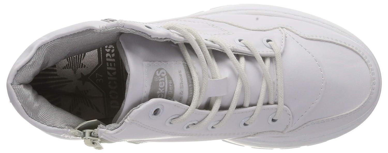Dockers by Gerli 43dr202 scarpe da da da ginnastica a Collo Alto Donna 816a66