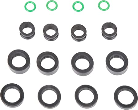 Fuel Injector Seal O-Ring Kit RC Engineering Fuel Injectors Set of 4