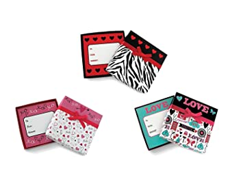 Amazon Com Valentines Day Gift Card Holder Box With Decorative
