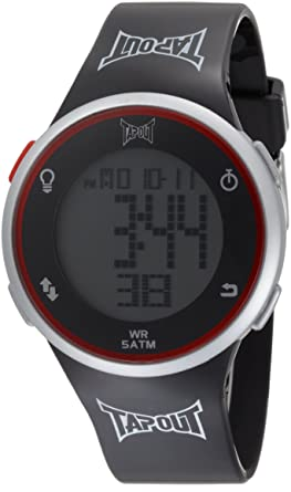 Amazon.com: TapouT HE-SL - Reloj digital para hombre, color ...
