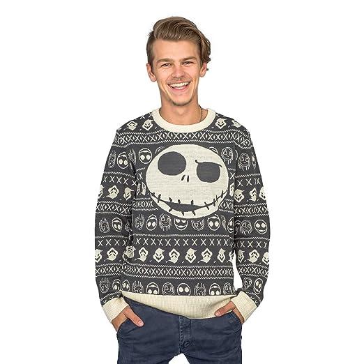 Amazoncom Jack Sally The Nightmare Before Christmas Adult Ugly