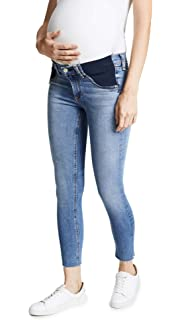 51b2b89f0588e Rag & Bone/JEAN Women's Maternity Skinny Jeans at Amazon Women's ...