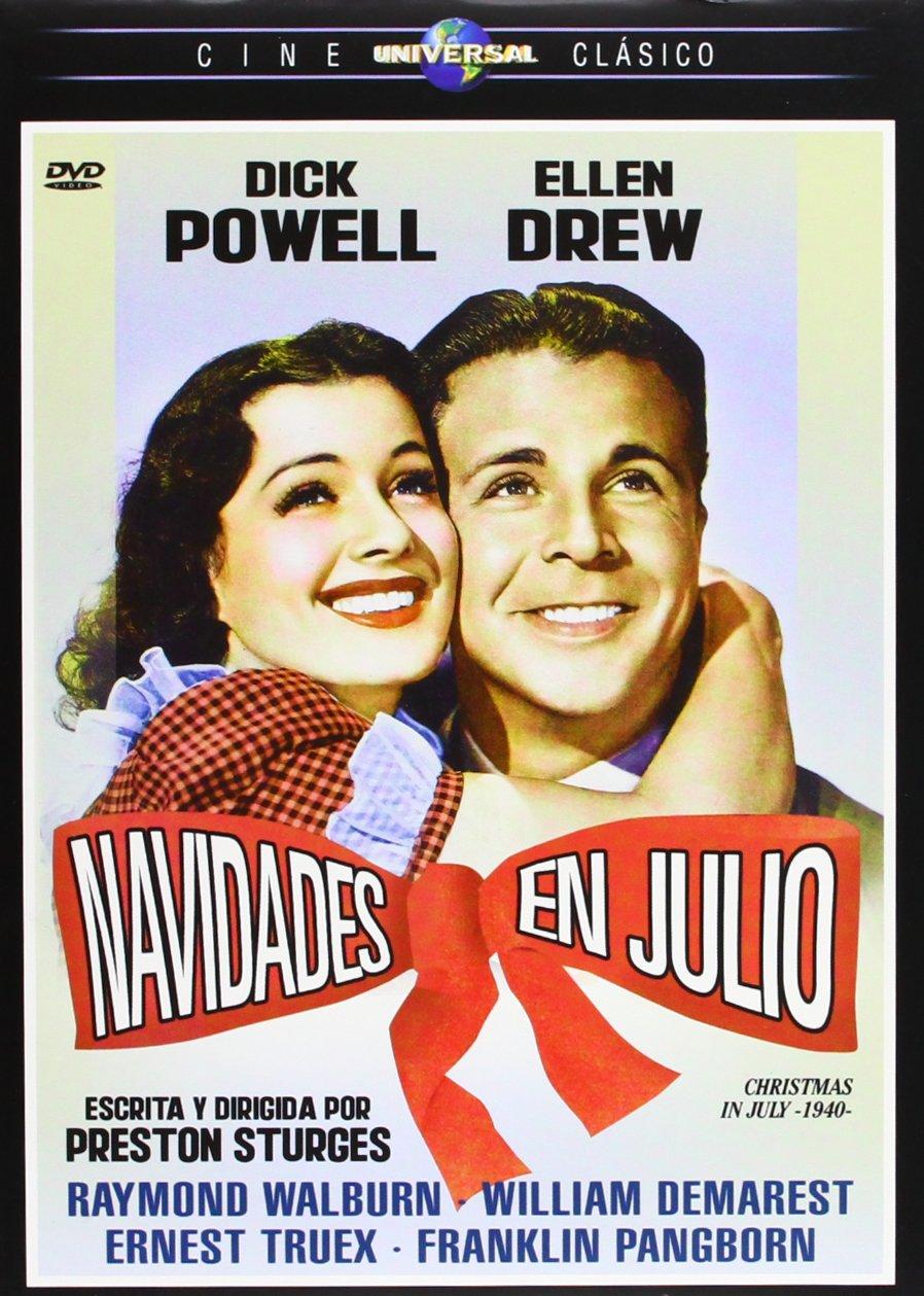 Navidades En Julio [DVD]