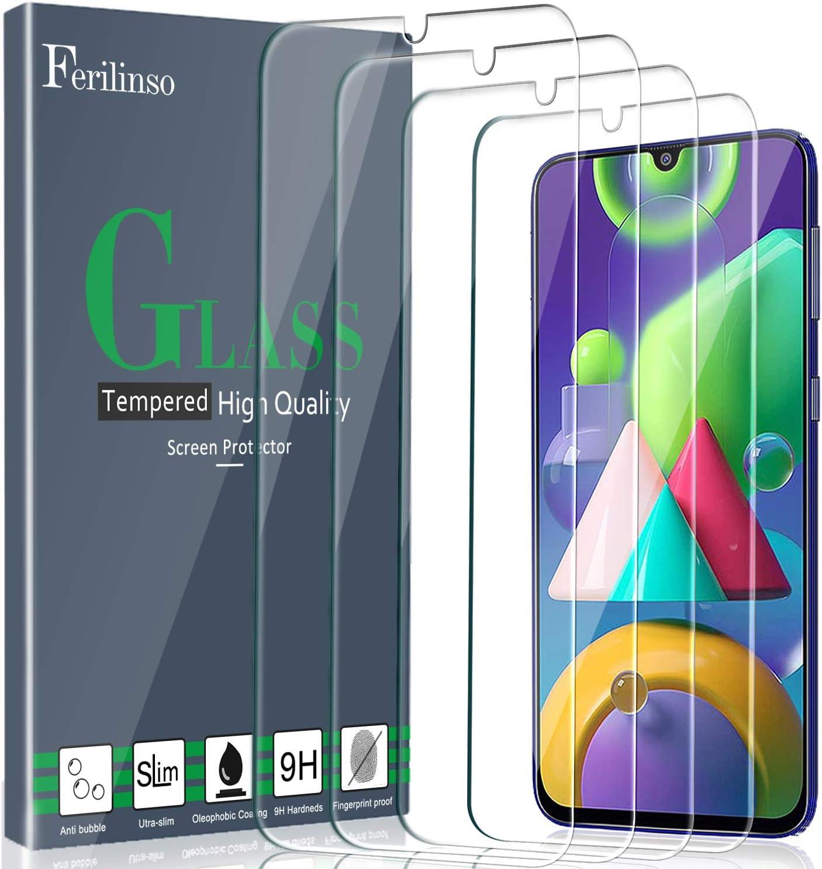 Galaxy A30 Galaxy A30 Galaxy A50, 1 St/ück 9H geh/ärtes Glas Kratzfest Hochwertiger Panzerglas Schutzfolie f/ür Samsung Galaxy A20 Galaxy A50 Conber Panzerglasfolie f/ür Samsung Galaxy A20