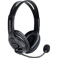 Dreamgear 845620066179 Audifonos para Videojuegos Xbox One color Negro