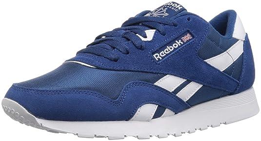 Reebok Schuhe – Cl Nylon blaublauweiß