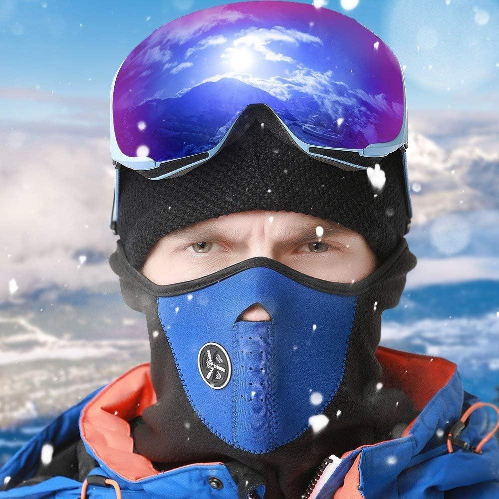 G2 Magnetic Snowboard//Polarized Snow Goggles COPOZZ Ski Goggles