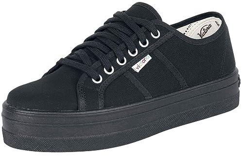 Victoria Basket Lona Plataf, Zapatillas Bajos de Deporte Unisex, ,: Amazon.es: Zapatos y complementos