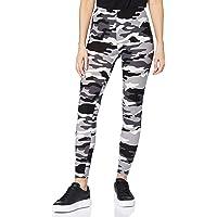 Urban Classics Camo Leggings, Mallas de Camuflaje para mujer, tanto para Vestir o como para Hacer Deporte, Mallas para…