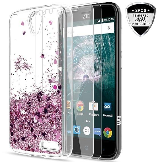 95e425469 Amazon.com: LeYi Case for ZTE ZMAX Grand LTE/Grand X3/ZMAX Champ ...