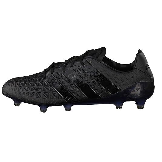 lowest price 14c6a 653c2 Ace 16.1 Fluid Black FG/AG Football Boots