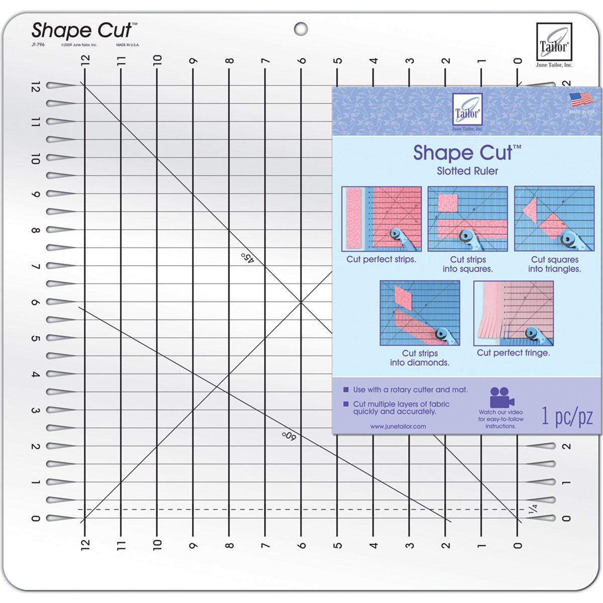 June Tailor Shape Cut 12