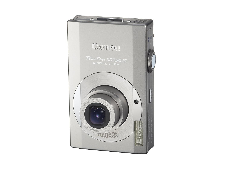 amazon canada canon powershot sd790is 10mp digital camera with 3x rh amazon ca Canon PowerShot S5 Is Manual Canon EOS Digital Rebel DS6041 Manual