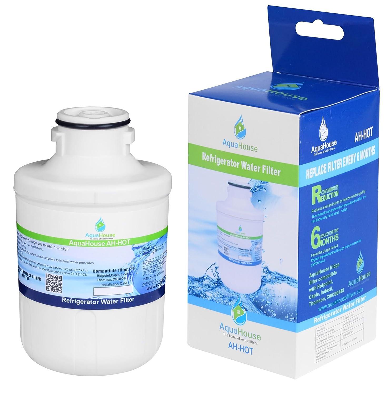 AH-HOT Nevera Filtro de agua para Hotpoint SXBD922FWD, Caple ...