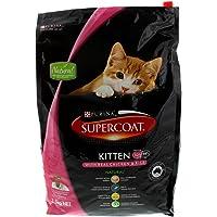 Supercoat Kitten Chicken & Rice Dry Cat Food 3.5 kg 1 Pack Medium