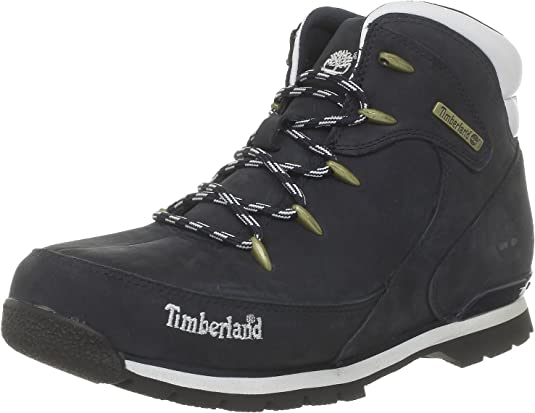 Timberland Euro Rock Hkr, Chaussures montantes garçons