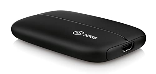 Elgato Game Capture HD60 - Best Capture Card for Twitch