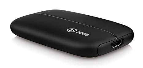 Elgato Game Capture HD60 - Next Generation Gameplay Sharing for Playstation  4, Xbox One & Xbox 360, 1080p Quality with 60 fps