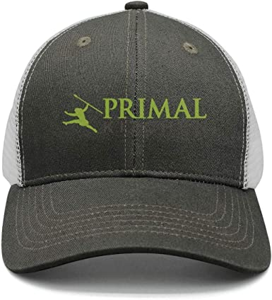 Mens Curved Baseball Cap Casual Unisex Performance Snapback Hat