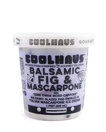 Cool Haus coolhaus balsamic fig and mascarpone 16 oz frozen