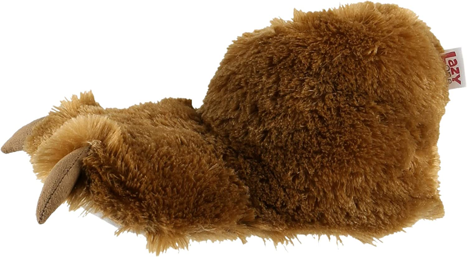 Lazy One Brown Bear Paw Slippers