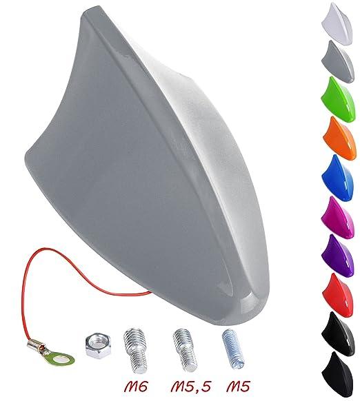 18 opinioni per Woltu 7021-b Antenna Pinna di Squalo Shark Plastica Rigido AM/FM Universale