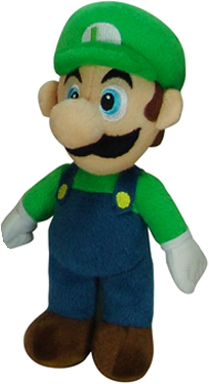 super mario luigi stuffed toys