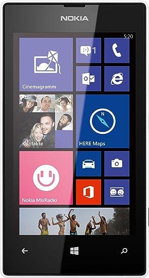 Nokia Lumia 520 - Smartphone libre Windows Phone (pantalla 4 ...