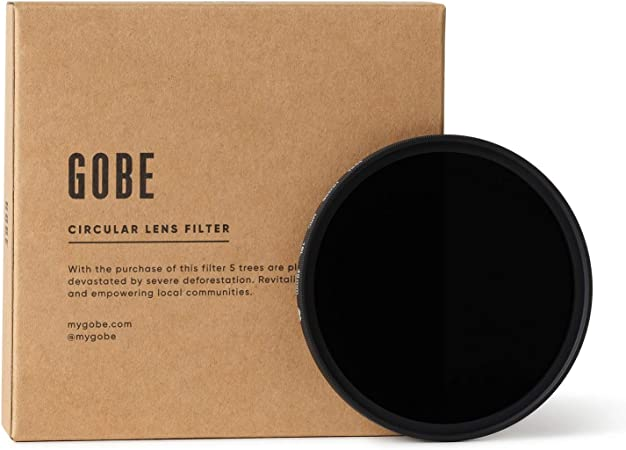 ND Lens Filter Gobe 46mm ND8 2Peak 3 Stop