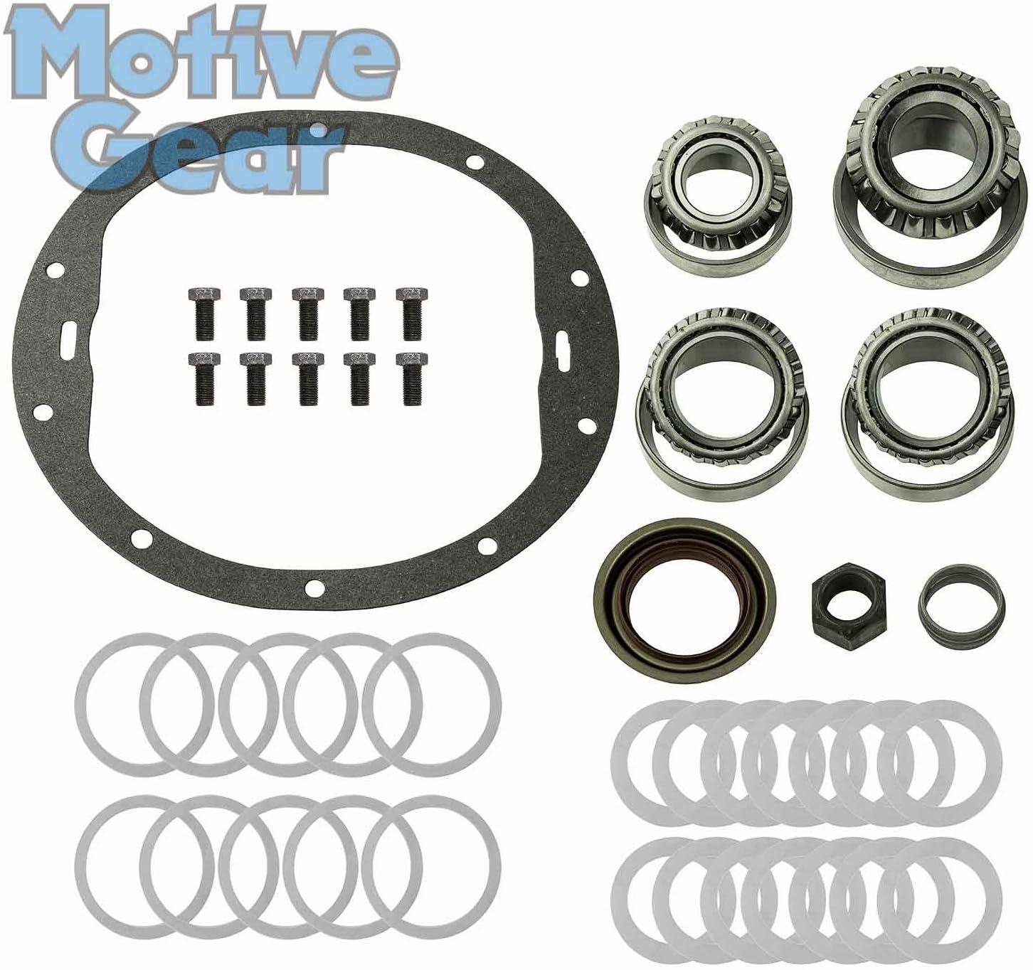 MK GM 8.6 2009 /& ON Motive Gear R10RLAMK Light Duty Koyo Bearing Kit