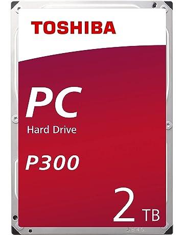 TOSHIBA P300 Disco duro interno 2 TB – 3 f2c4bd869f7