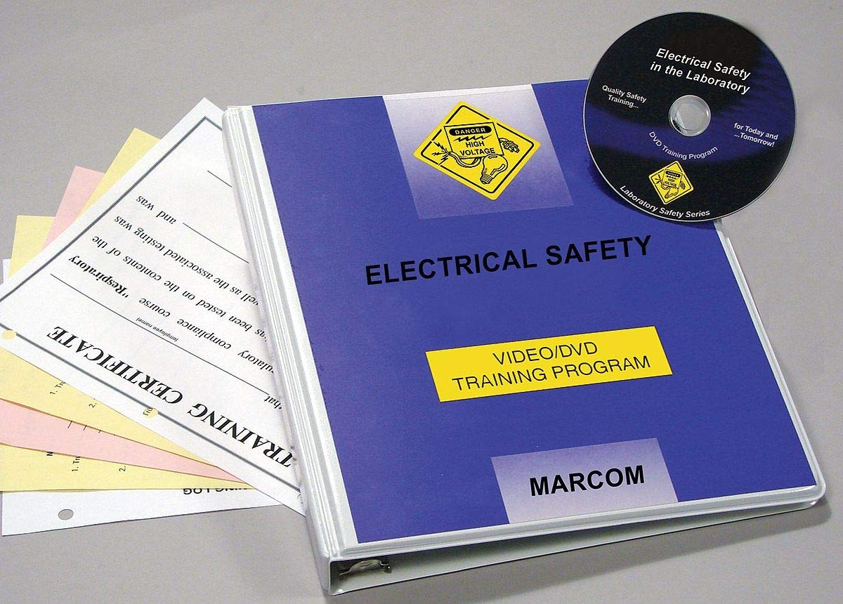 Marcom Electrical Safety in the Laboratory DVD - V0001109EL