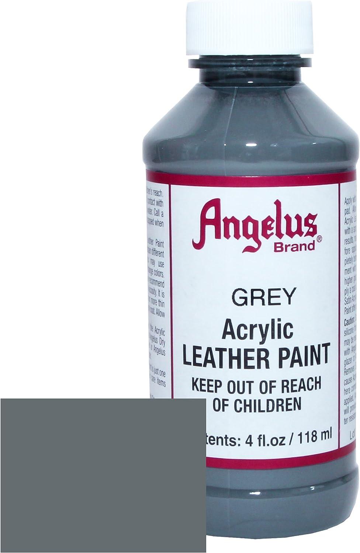 Angelus Leather Paint 4oz-Grey: Amazon